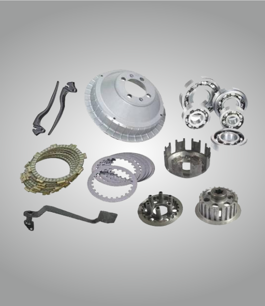 Brake, Main Clutch and Steering Clutch